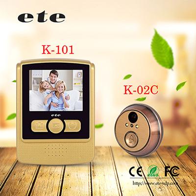 电子猫眼门铃(K101C-02C K101C-05C)